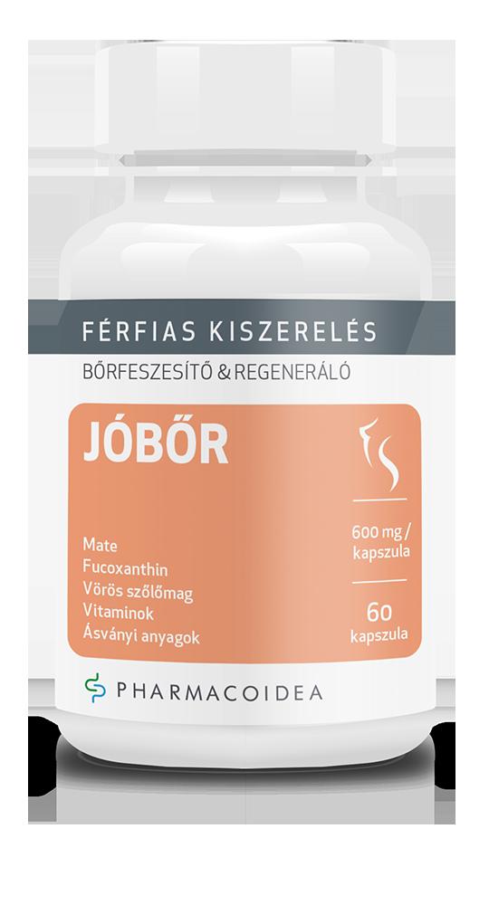 PharmacoIdea Jóbőr Férfias Kiszerelés  60 kap.