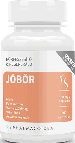 PharmacoIdea Jóbőr Extra Kiszerelés  60 kap.