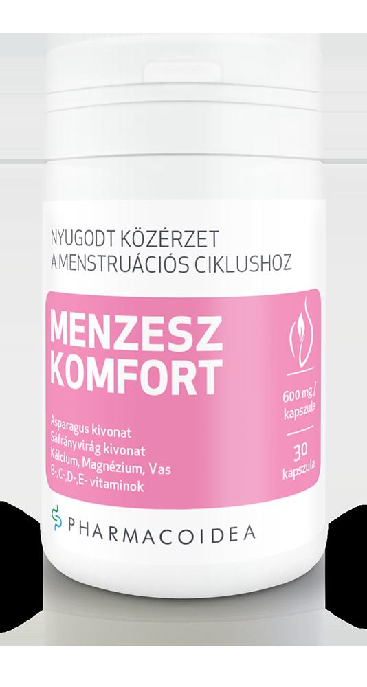 PharmacoIdea Menzesz Komfort 30 kap.