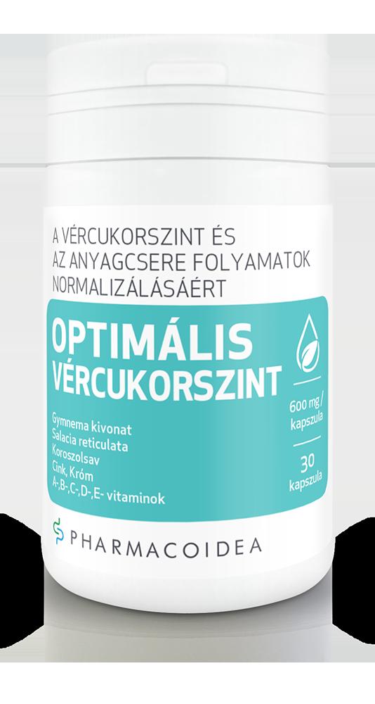 PharmacoIdea Optimális Vércukorszint 30 kap.