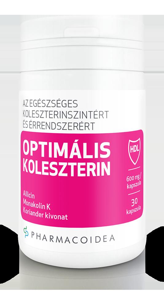 PharmacoIdea Optimális Koleszterin 30 kap.