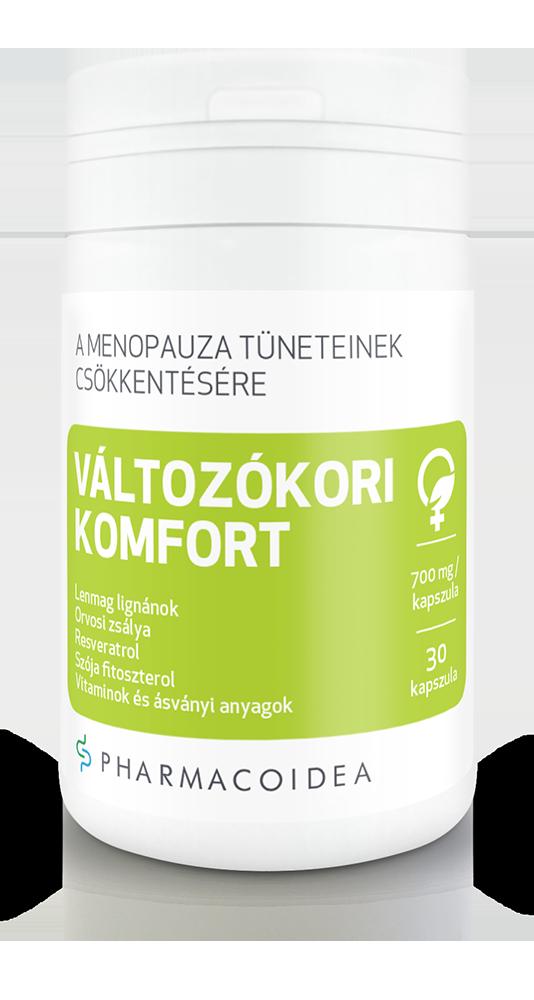 PharmacoIdea Változókori Komfort 30 kap.