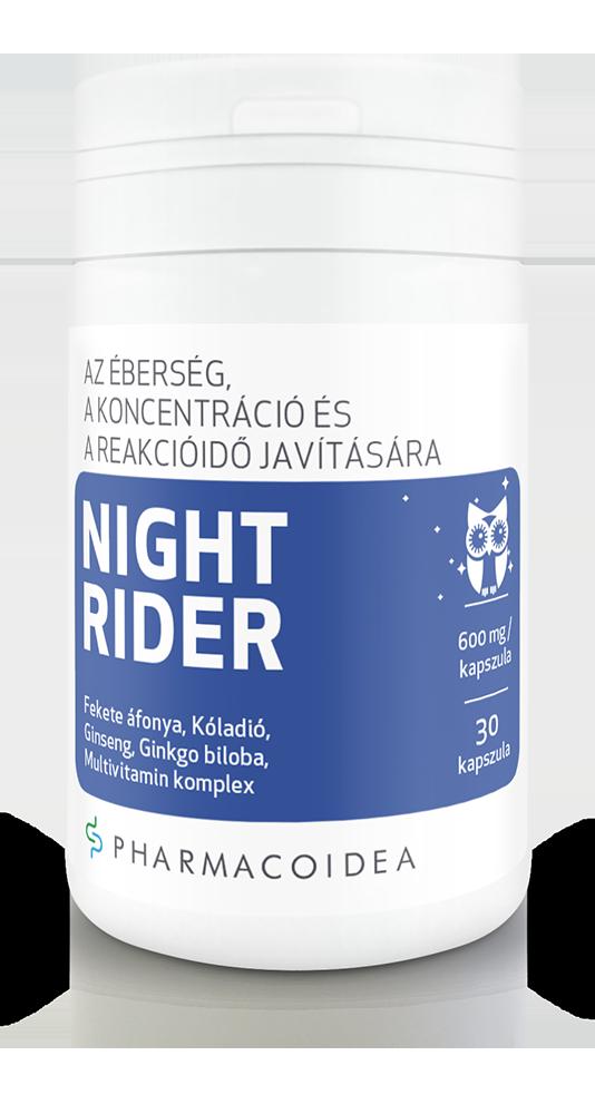 PharmacoIdea Night Rider 30 kap.