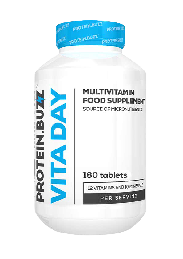 Protein Buzz Vita Day 180 tab.