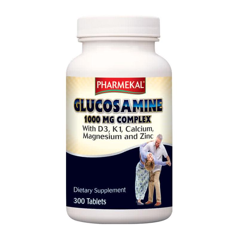Pharmekal Glucosamine 300 tab.