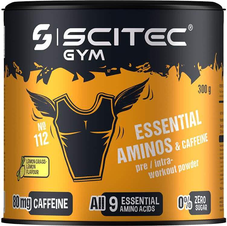 Scitec Nutrition Essential Amino + Caffeine 300 gr.