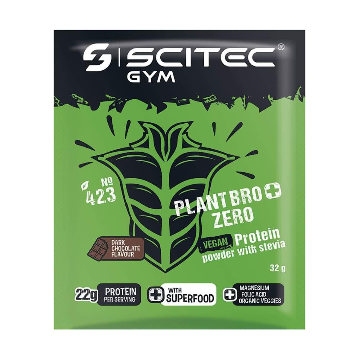 Scitec Nutrition PlantBro+ Zero 32 gr.