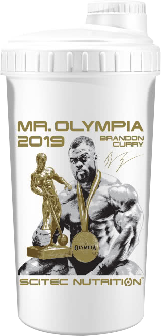 Scitec Nutrition Mr. Olympia shaker