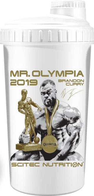 Scitec Nutrition Mr. Olympia shaker