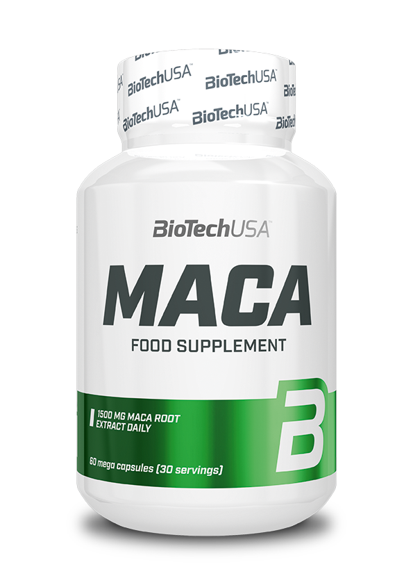 BioTech USA MACA 60 kap.