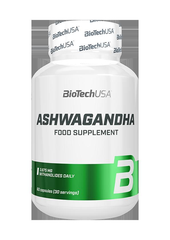 BioTech USA Ashwagandha 60 kap.