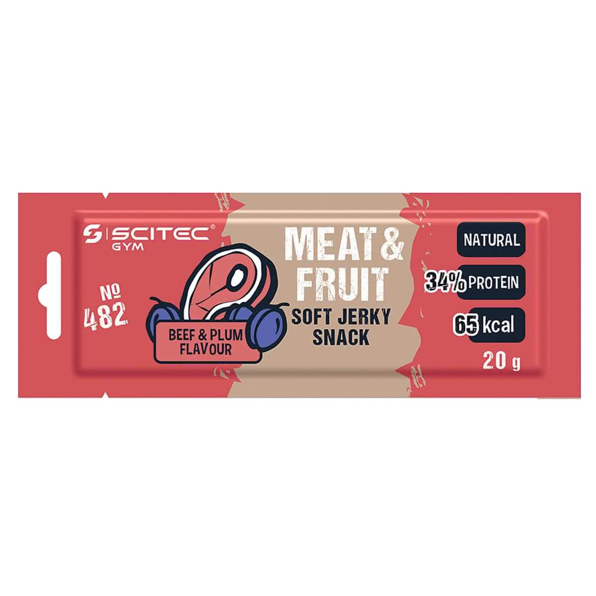 Scitec Nutrition Meat & Fruit 20 gr.