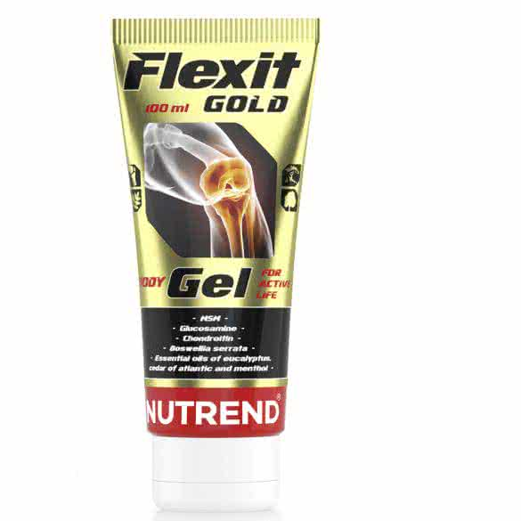Nutrend Flexit Gold Gel 100 ml