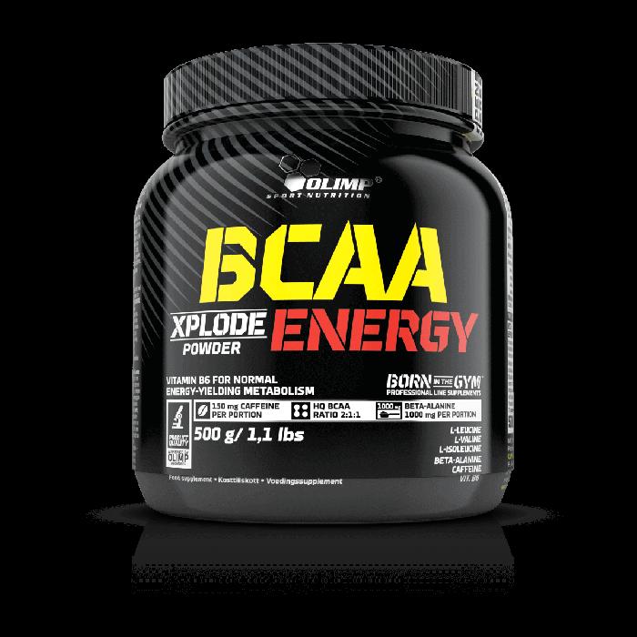 Olimp Sport Nutrition BCAA Xplode Energy 500 gr.