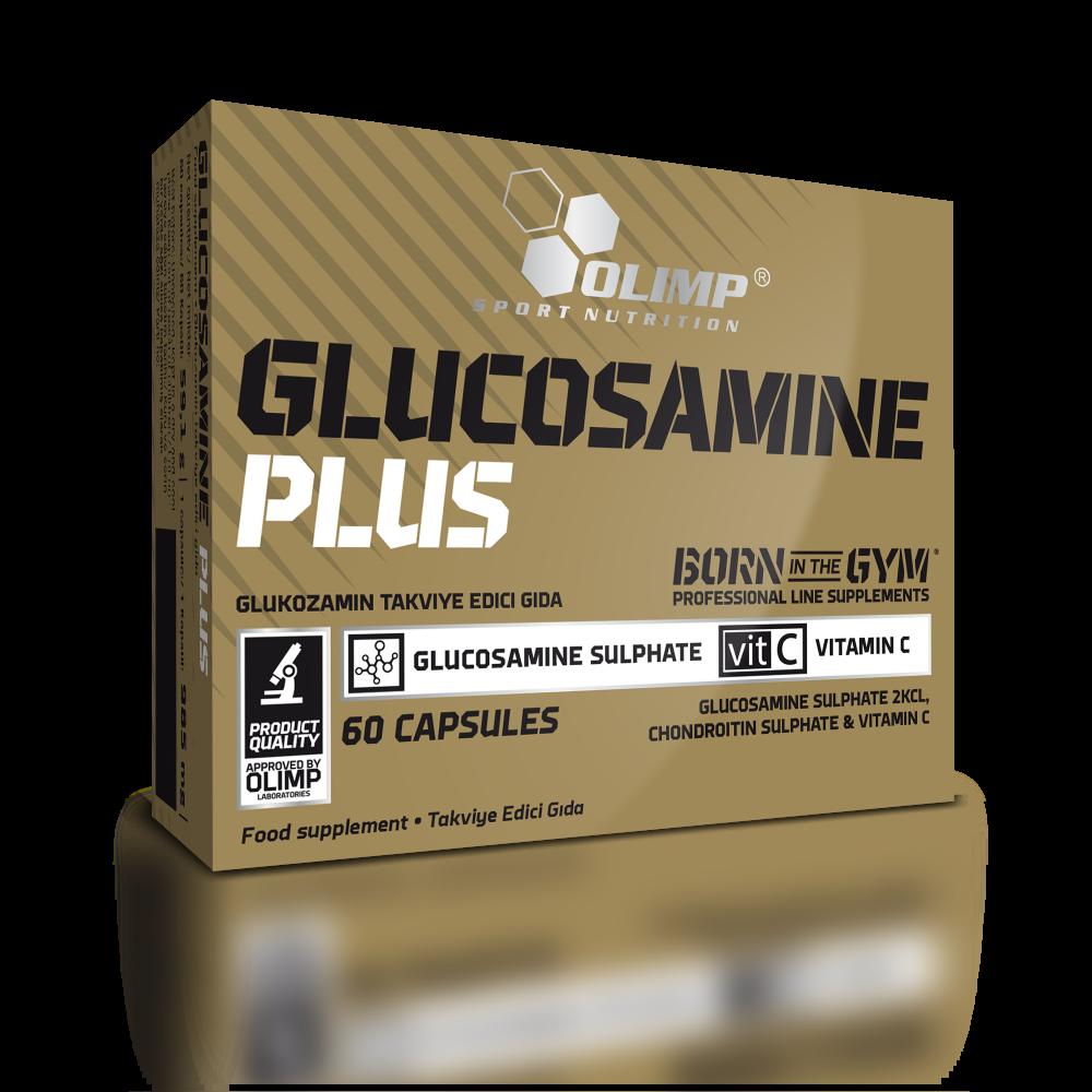 Olimp Sport Nutrition Glucosamine Plus Sport Edition 60 kap.
