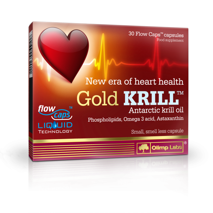 Olimp Sport Nutrition Gold Krill 30 kap.