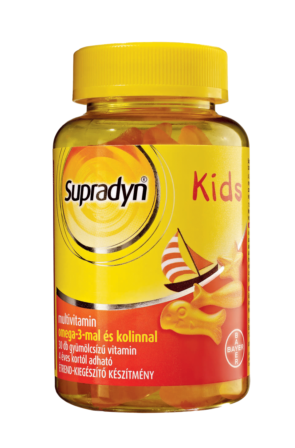 Supradyn Kids 30 tab.