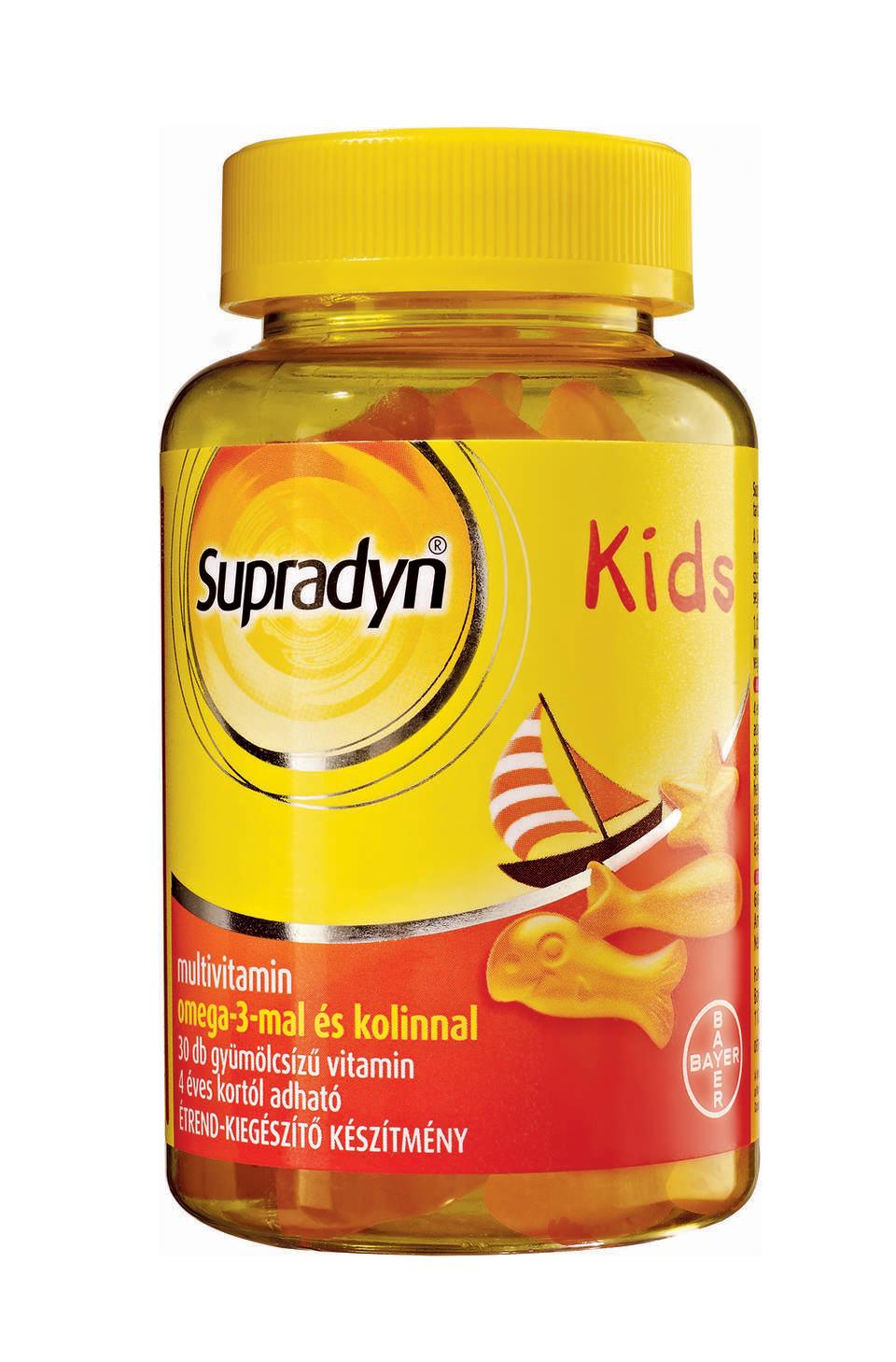 Supradyn Kids 60 tab.