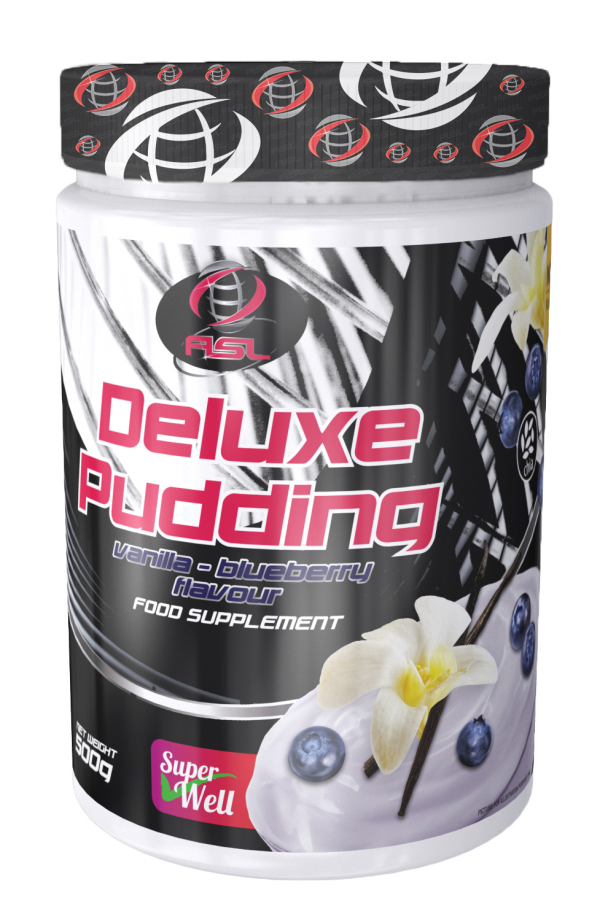 AllSports Labs Deluxe Pudding 0,5 kg