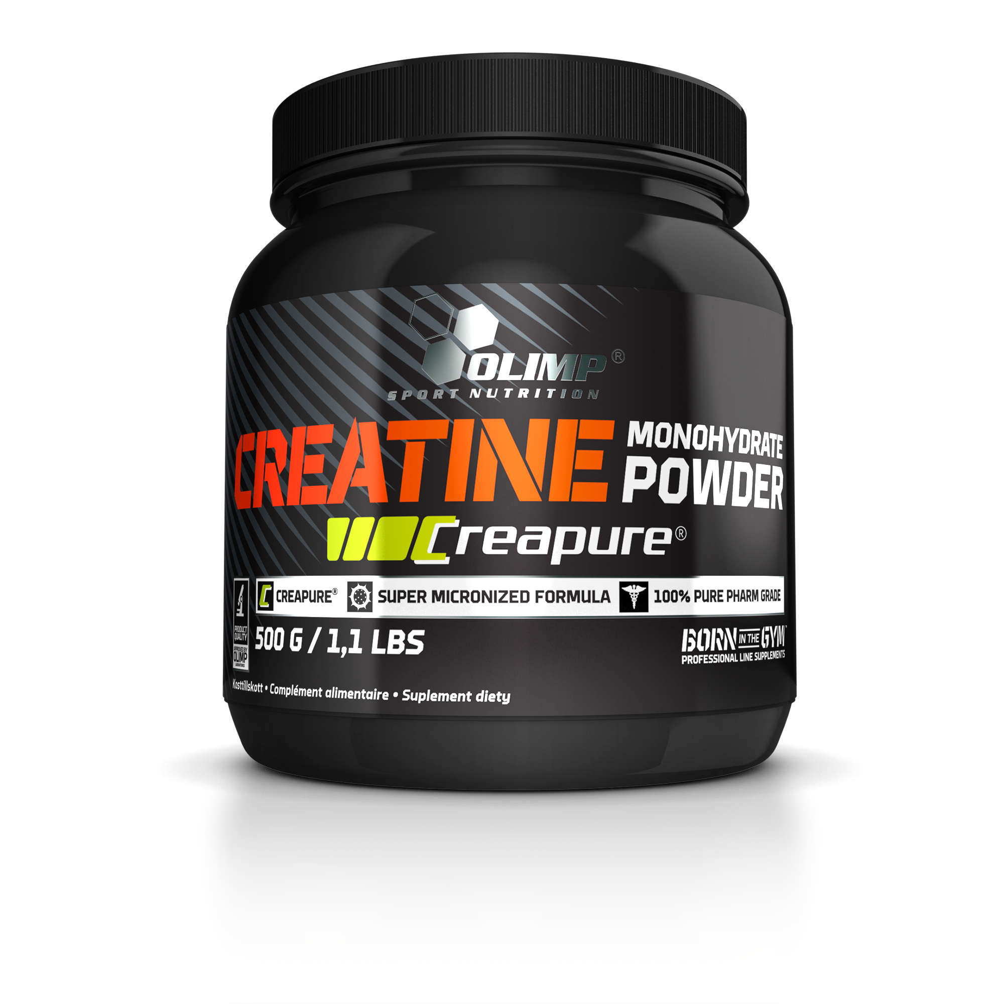 Olimp Sport Nutrition Creatine Monohydrate Powder Creapure 500 gr.