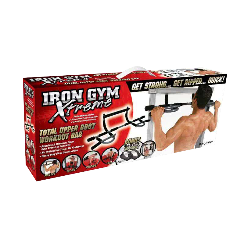 Everlast Iron Gym Xtreme db
