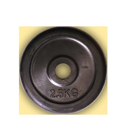 Egyéb sportszer Gumírozott tárcsa  2,5 kg 2,5 kg
