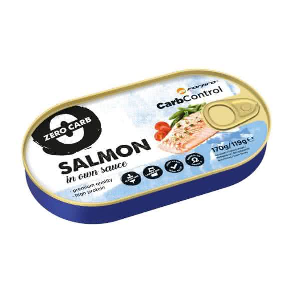 ForPro Salmon (Lazac saját levében) 170 gr.