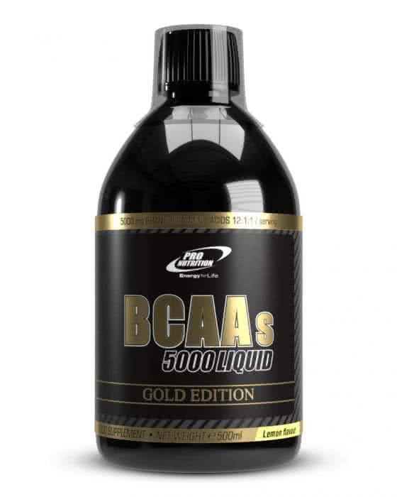 Pro Nutrition BCAA 5000 Liquid 0,5 lit.