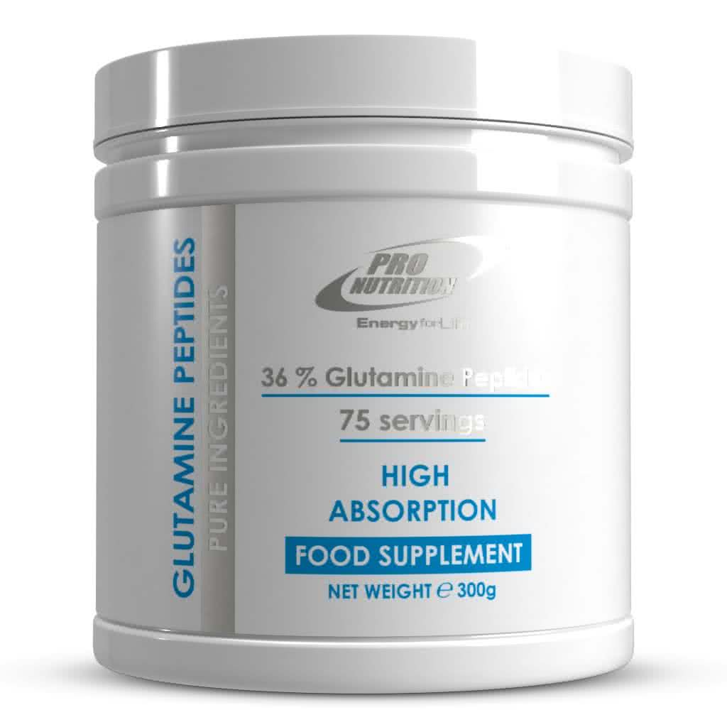 Pro Nutrition Glutamine Peptides 300 gr.