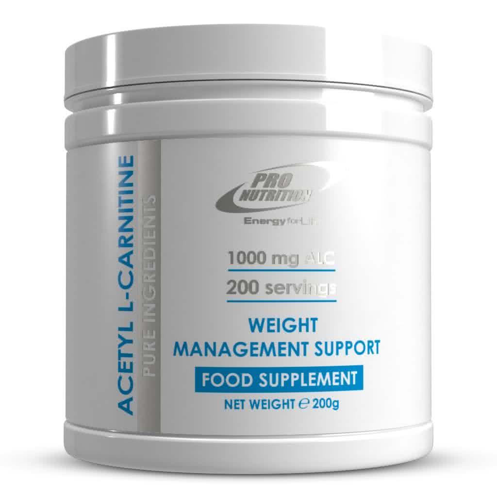 Pro Nutrition Acetyl L-Carnitine 200 gr.