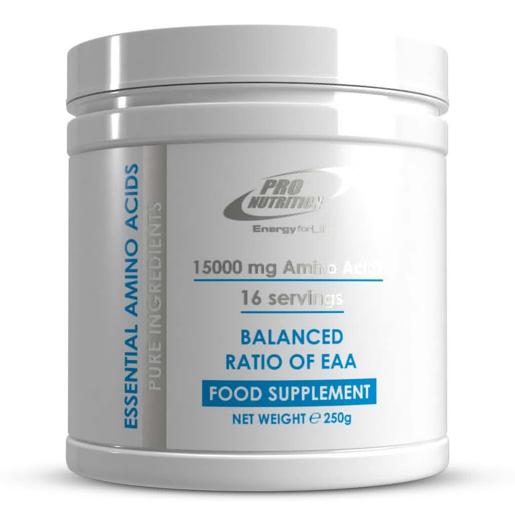 Pro Nutrition Essential Amino Acids 250 gr.