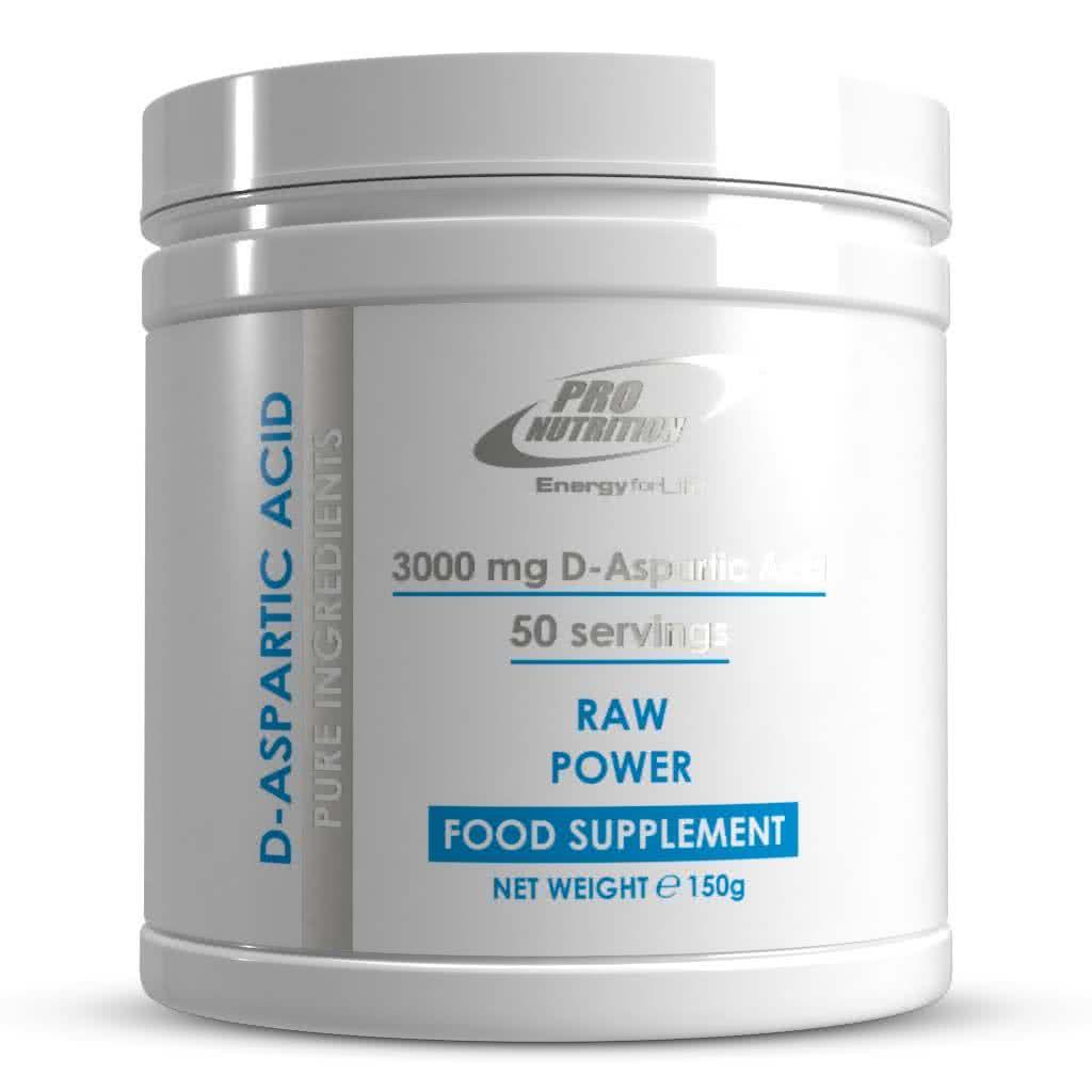 Pro Nutrition D-Aspartic Acid (DAA) 150 gr.
