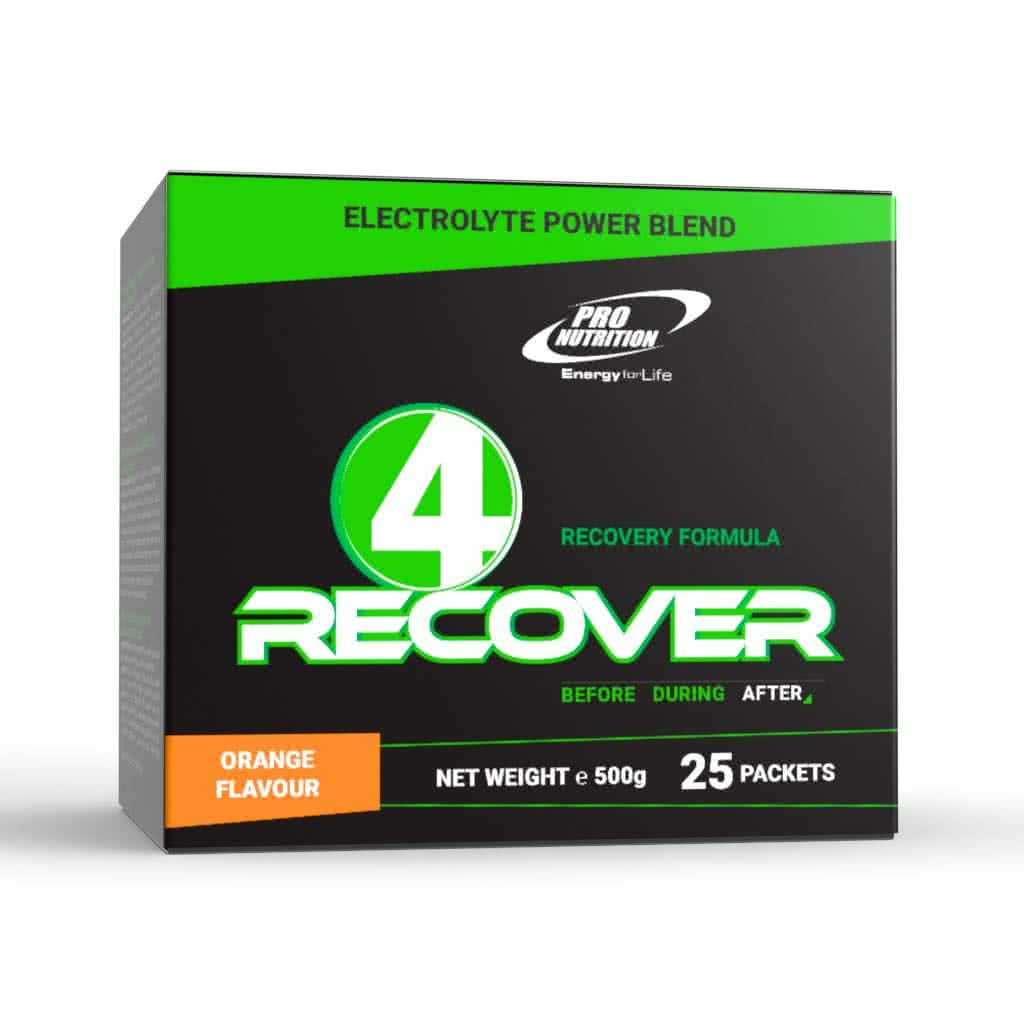 Pro Nutrition 4 Recover 25x20 g