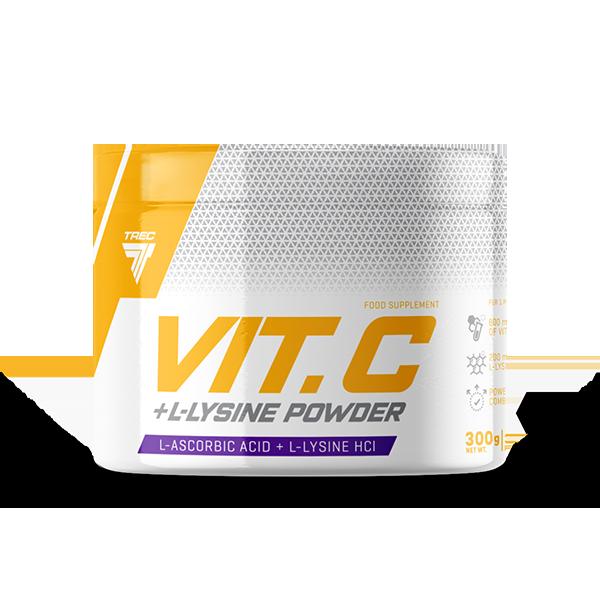 Trec Nutrition Vitamin C + Lysine 300 gr.