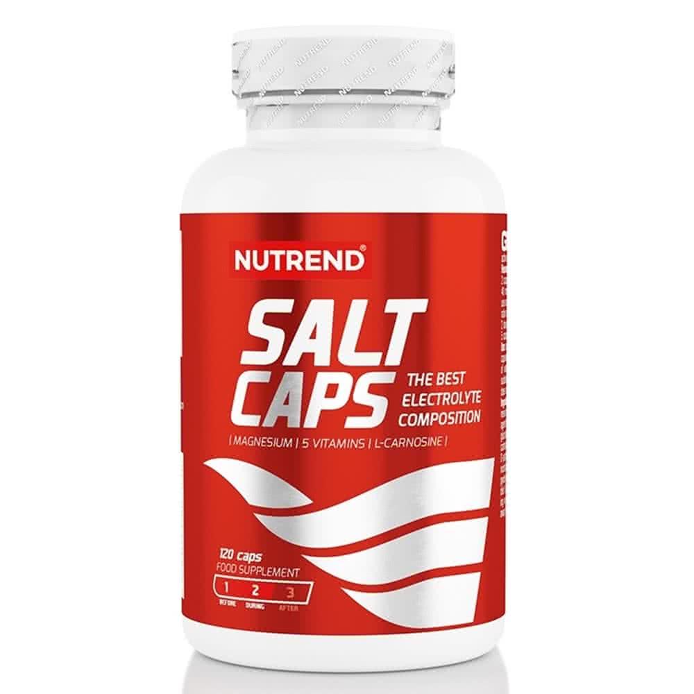 Nutrend Salt Caps 120 kap.