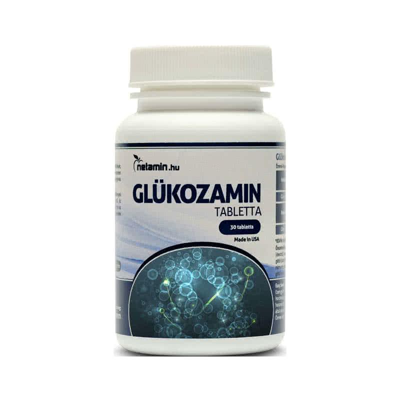 Netamin Glükozamin 30 tab.