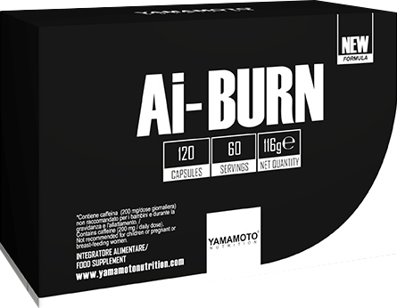 Yamamoto Ai-Burn 120 kap.