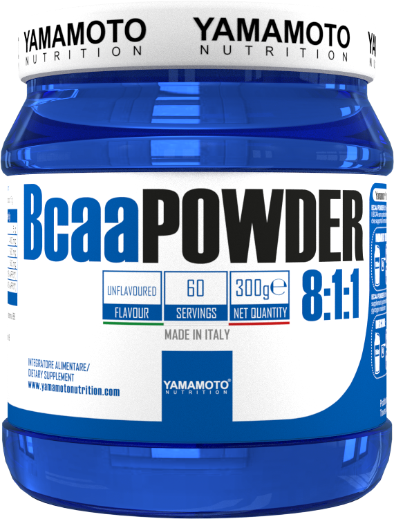Yamamoto BCAA 8:1:1 Powder 300 gr.