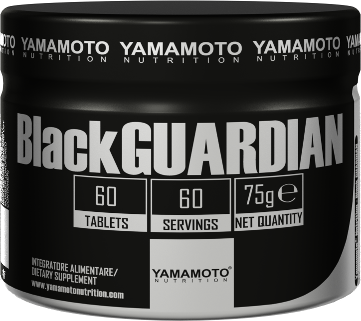 Yamamoto BlackGUARDIAN 60 tab.