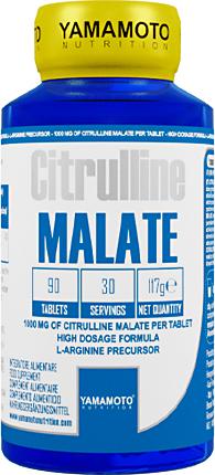 Yamamoto Citrulline Malate 90 tab.