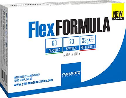 Yamamoto FlexFormula 60 kap.