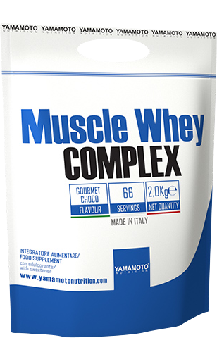 Yamamoto Muscle Whey Complex 2 kg