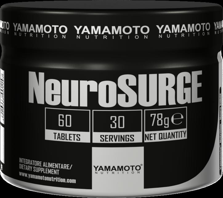 Yamamoto NeuroSurge 60 tab.
