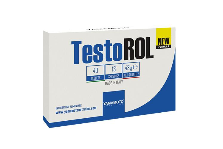 Yamamoto TestoRol 40 tab.