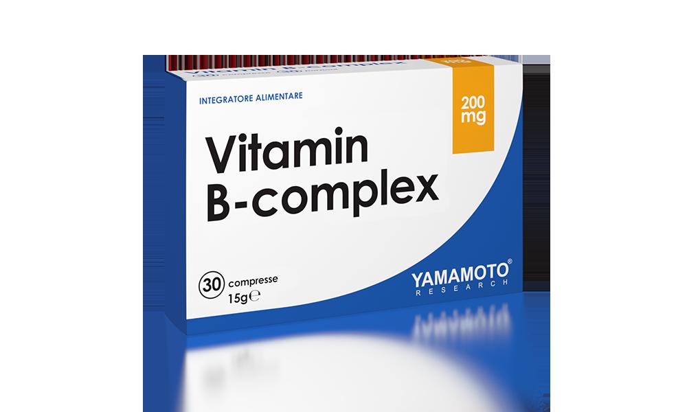 Yamamoto Vitamin B-Complex 30 tab.