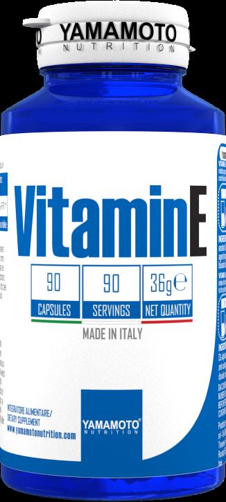 Yamamoto Vitamin E 90 kap.