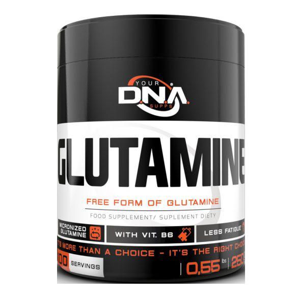 DNA Glutamine 250 gr.