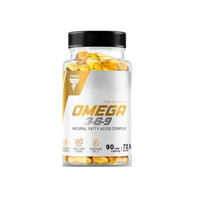 Trec Nutrition Omega 3-6-9 90 kap.