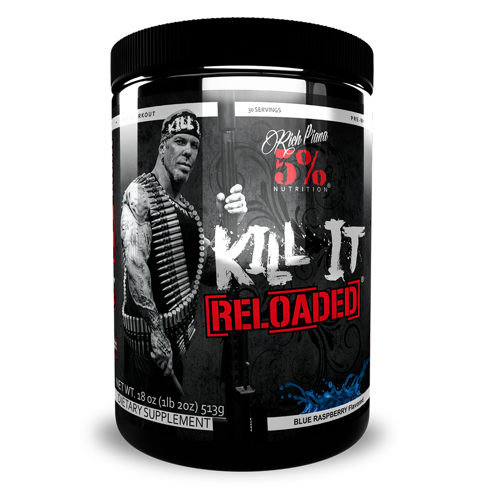 5% Nutrition Kill It Reloaded 513 gr.