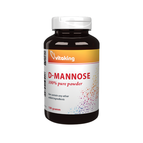 VitaKing D-Mannose 100 gr.